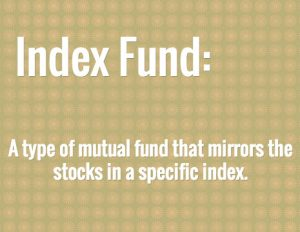index funds definition