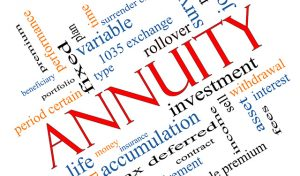 what is an annuity payment