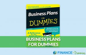 Business Plans For Dummies Book Review