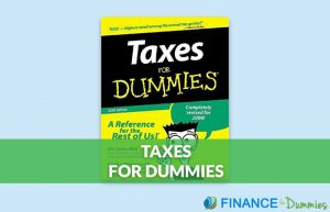 Taxes For Dummies Book Review