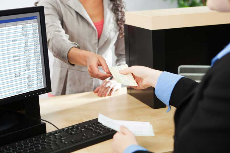 when to use cashiers check