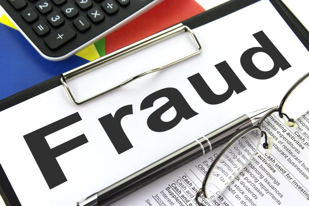 fraud bankruptcy