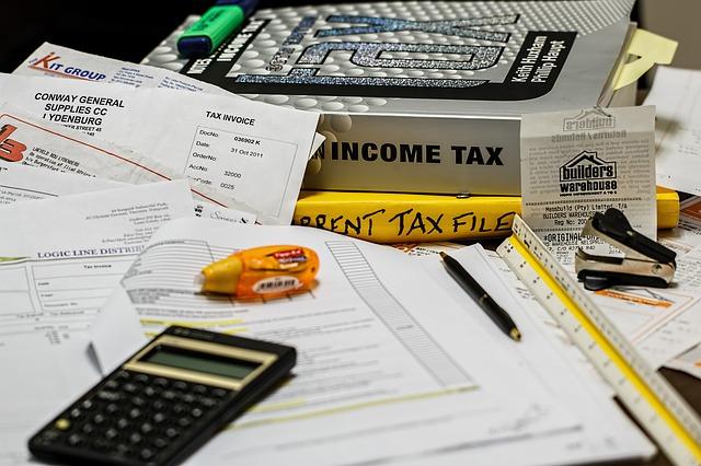 calculate company gross income